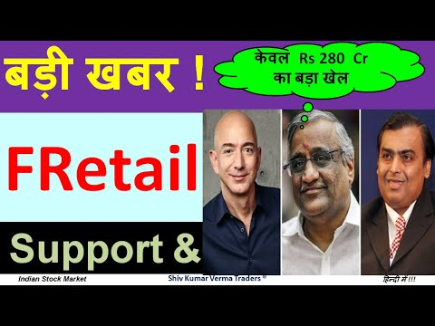What is Future Retail Share Latest News. Future Group and Reliance Deal will complete soon.
