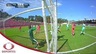 Resumen Toluca vs Santos  | Jornada 17 - Apertura 2016 | Televisa Deportes