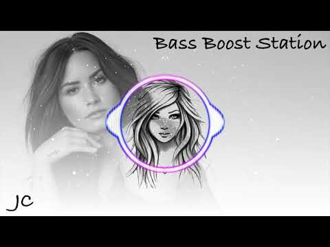 Solo - Clean Bandit ft. Demi Lovato (Bass Boosted)