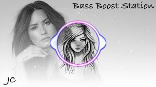 Solo Clean Bandit ft Demi Lovato Bass Boosted