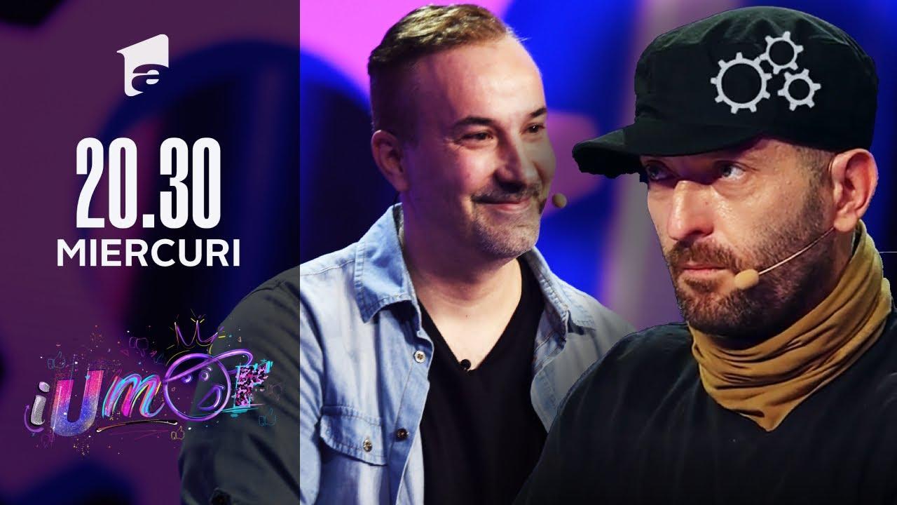 Alin Bourașu, a pus jurații pe gânduri cu ghicitorile sale senzaționale | iUmor 2021