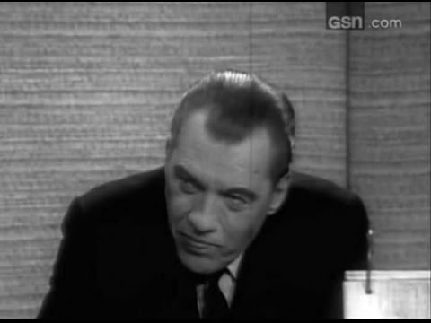 What's My Line? - Suzy Knickerbocker; Ed Sullivan; PANEL: Phyllis Newman, Dick Cavett (Oct 23, 1966)