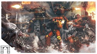 40k Lore, The Siege of Vraks! The Lord Inquisitors Luck Runs Out,