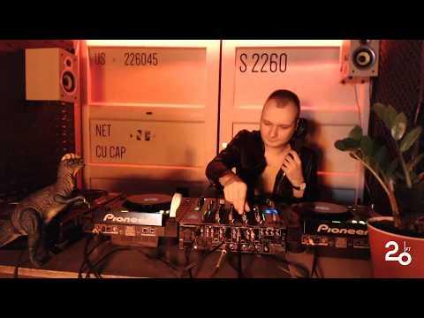 Nikolay Krabinovich aka Montenegro @ 20ft Radio