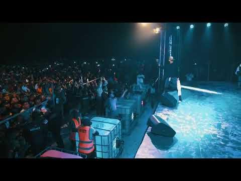 Tekno Yawa live performance
