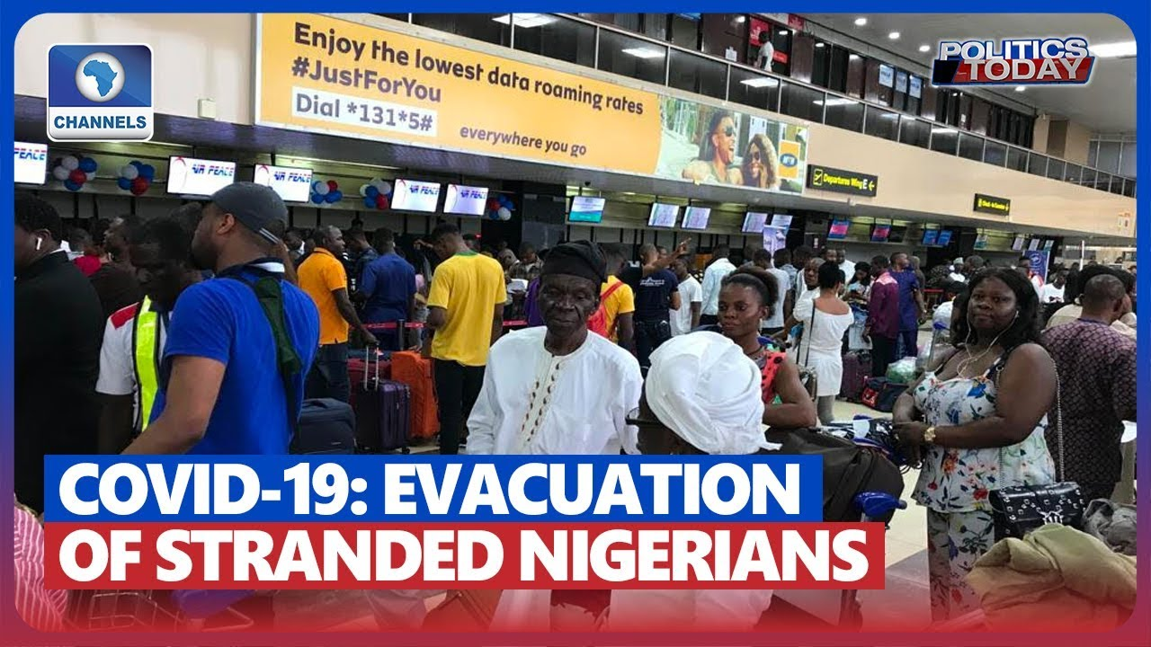 Download Nigeria To Begin Evacuation Of Stranded Citizens Next Week -  Abike Dabiri