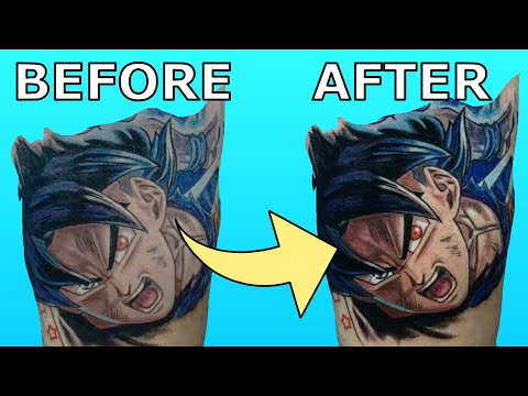 How To Make Your Tattoos Pop | Breath New Life Into Your Tattoos!