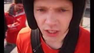 видео Братюня прыгает с парашютом первый раз