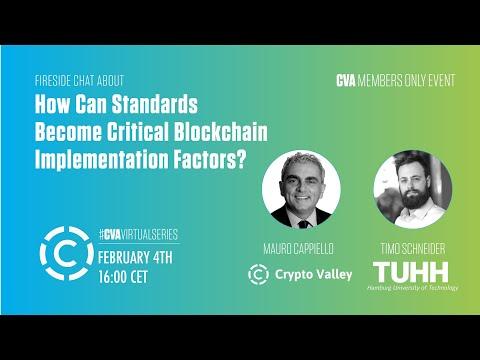 Blockchain Standards & Implementation Factors