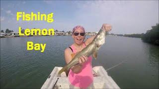 Fishing Lemon Bay