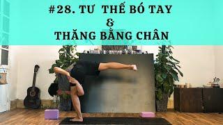 Download #28. Nhóm Tư Thế Bó Tay + Thăng Bằng | Thử Thách Yoga 30 Ngày | Tien Dung Yoga