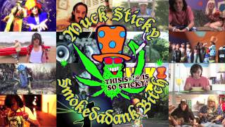 Muck Sticky - Smokedadank Bitch (Hollaback Girl Parody)