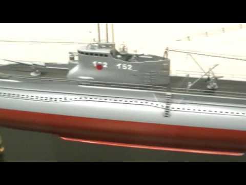 緑商会 イー171潜水艦posted by Trollav3