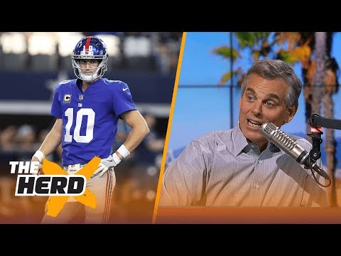 The uncomfortable truth about Eli Manning | THE HERD