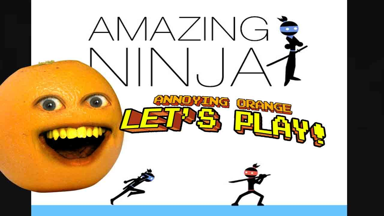 Amazing Ninja – More like ANNOYING Ninja!