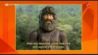 O Homem do Bussaco - Fernando Alvim - 5 para a Meia-Noite