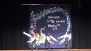 13_Smarties_Omaha Tamil Sangam Deepavali 2015 Resimi