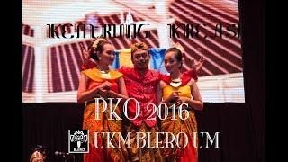 "Pentas Kentrung dan Operet ""Singgasana"" Kentrung Kreasi UKM Blero 2016"