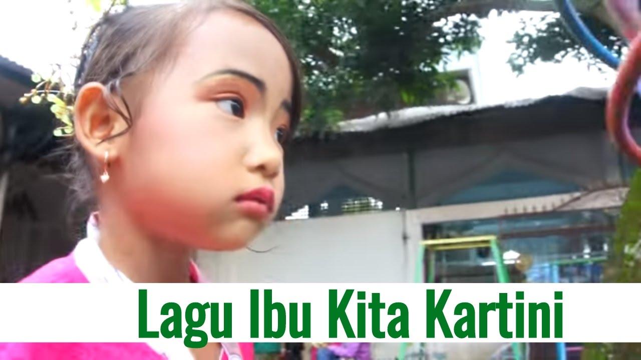 Catatanku Anak Desa Gambar Ibu Kita Kartini Untuk Mewarnai
