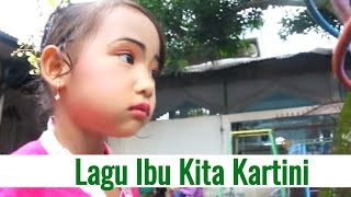 Download Video Lagu Ibu Kita Kartini MakeUp Anak Di Salon - Sejarah Pahlawan RA Kartini - Paud Amanah -  Tori Airin MP3 3GP MP4