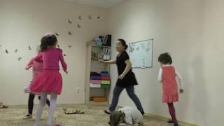 Игровые уроки английского для детей 5-6 лет