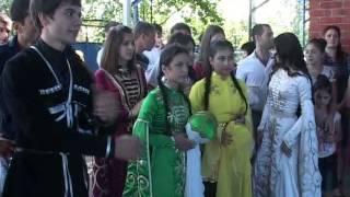 Свадебный клип  Тимура и Зарины Тхаркаховых
