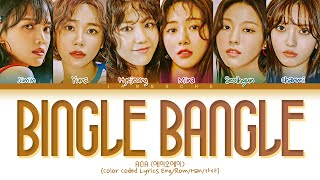 "AOA (에이오에이) - ""Bingle Bangle (빙글뱅글)"" (Color Coded …"