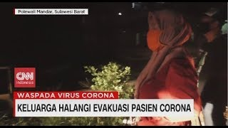 Gambar cover Evakuasi Pasien Corona Dihalangi Keluarga