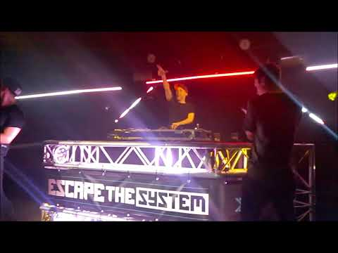 Delete Played ''Ncrypta - Shock Therapy'' @ Escape The System 12.05.18
