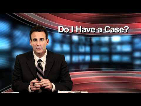 Personal Injury Lawyer - Wayne Cohen: Do I Have A Case?