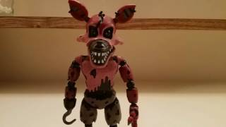 """Video Nightmare Foxy Voice Animation- """"Don't Be Afraid"""" by David Near download MP3, 3GP, MP4, WEBM, AVI, FLV April 2018"""