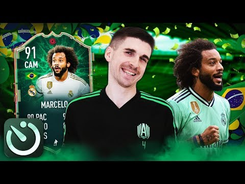 СОСТАВ ЗА 5 МИНУТ: ЛУЧШИЙ ОБОРОТЕНЬ ФИФА 20
