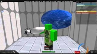 MarioG2002 Plays Roblox Portal 2 part 2