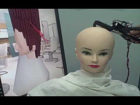 Air iHairi a ihairi icuti virtual reality simulator YouTube
