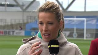 Womens FA Cup 2019  Semi Final -  Manchester City v Chelsea