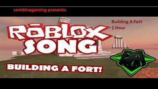 ROBLOX SONG (buliding um forte) por DAGAMES 1 hora