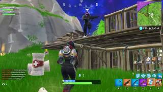 FORTNITE - France SHOWING ALL MY SKINS [DUO VS SQUAD]