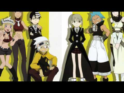 Black Paper Moon English Soul Eater AmaLee & Dj-Jo AMV