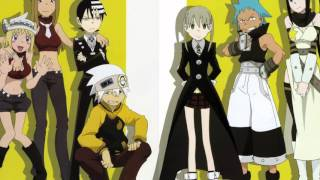 Black Paper Moon English Soul Eater Amalee & Dj-jo Amv