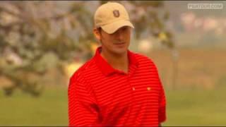Tony Romo on PGATOUR.COM's Celebrity Spotlight