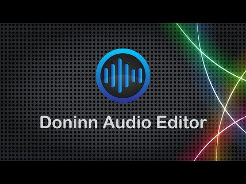 Doninn Audio Editor Free - Apps on Google Play