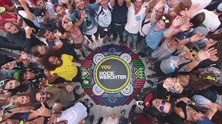 You Rock Werchter 2017 - a one minute movie