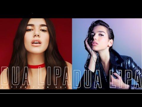 Dua Lipa - Hotter Than Your Mind (Mwah) (MASHUP)