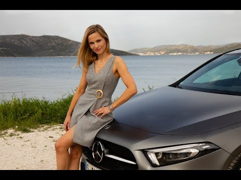 New Mercedes-Benz A Class 2018 - the sweetest babe!
