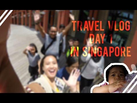 Travel Vlog : Day 1 in Singapore -Singapore Art Museum