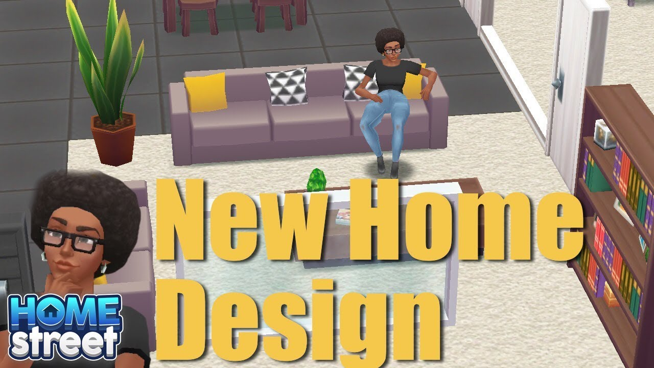 Decorate With Me  Home Street iOS Game Home Design   YouTube Home Street iOS Game Home Design