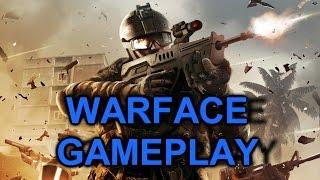 WARFACE- BLACKSHARK GAMEPLAY!!!