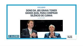 Brazilian paper drops 'atomic bomb' with Temer hush money claim