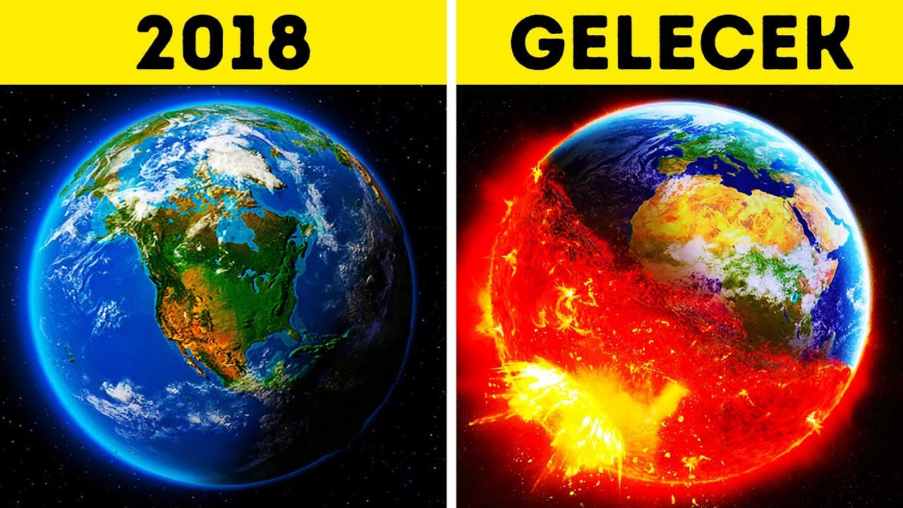 Bir Milyar Yıl İçinde Bize Ne Olacak?