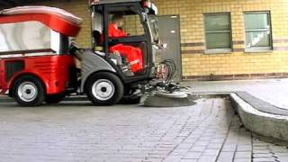 Hako Citymaster 1200 Compact Sweeper - A Day in the Life